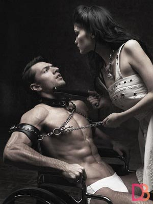 Dominant Woman Submissive Man